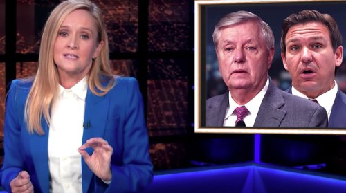 Samantha Bee Spots Real Reason For GOP Fearmongering On COVID-19 Vaccines, Mandates