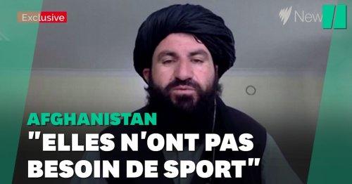"""""""Les femmes n'ont pas besoin de sport"""": un responsable taliban interdit aux femmes de jouer au cricket"""