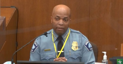 US Police Chief: Chauvin 'Absolutely' Violated Use Of Force Policy In Floyd Arrest