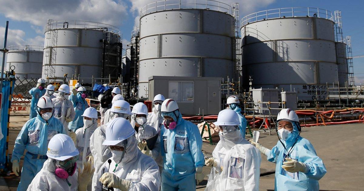 Nouvelle catastrophe écologique à Fukushima ? - cover