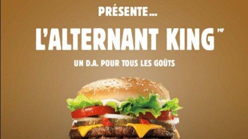 Son CV Burger King lui fait décrocher une alternance