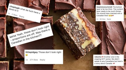 'What The F**k': Canadians Aren't Pleased With NYT's Nanaimo Bar Recipe