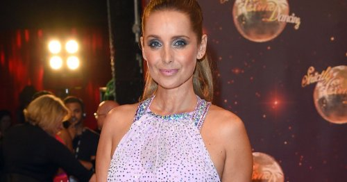Louise Redknapp Admits Regrets Over Strictly Come Dancing Appearance
