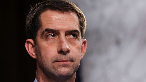 Sen. Tom Cotton Comes Up With Novel Way To Hail Whiteness, Gets Harsh Smackdown