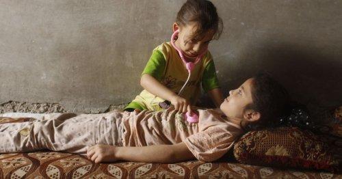"""""""Through Our Eyes"""", la Siria vista con gli occhi dei bambini nel progetto Still I Rise"""