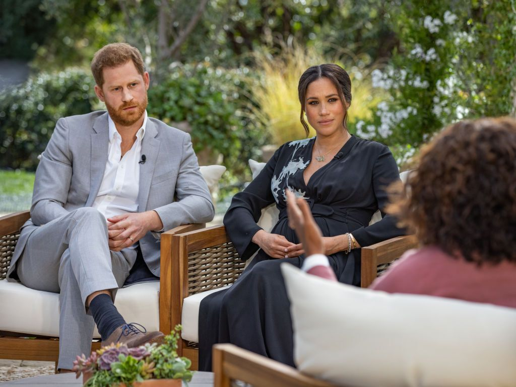 Harry And Meghan's Bombshell Moments