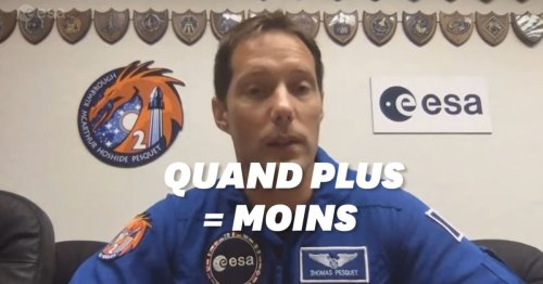 Pourquoi Pesquet pense que son deuxième voyage dans l'espace sera plus dur