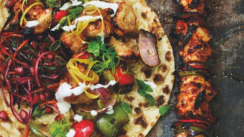 3 Middle Eastern-Inspired BBQ Recipes That'll Delight Come Rain Or Shine
