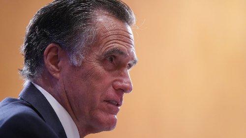 Mitt Romney And Kyrsten Sinema Team Up On Bipartisan Proposal To Increase Minimum Wage