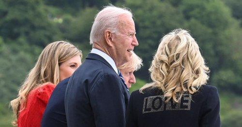 Jill Biden Hailed As 'Queen Of Shade' For Perceived Diss Of Melania Trump