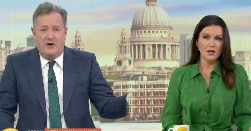 Susanna Reid Blasts Piers Morgan's Lack Of Sympathy After Meghan Speaks About Suicidal Feelings