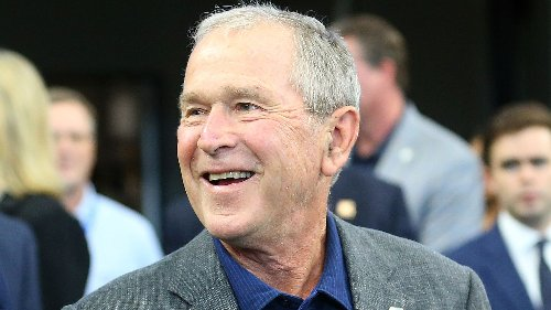 George W. Bush Is Now Deeply Concerned About The Spread Of 'Untruths'