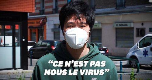 """""""On m'appelle coronachinois"""": le racisme anti-asiatique, autre symptôme du coronavirus"""