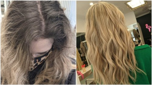19 Before/After Haircuts To Show *Just* How Much We Needed Them