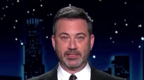 Jimmy Kimmel Has 1 Damning Question For Fox News Over Trump Impeachment