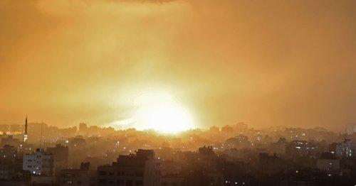 Israele ha iniziato l'attacco di terra a Gaza