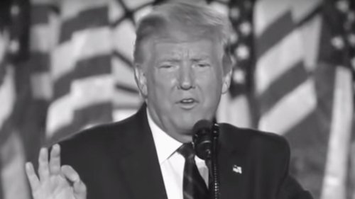 Donald Trump's Fascism On Full Display In Chilling New Ad