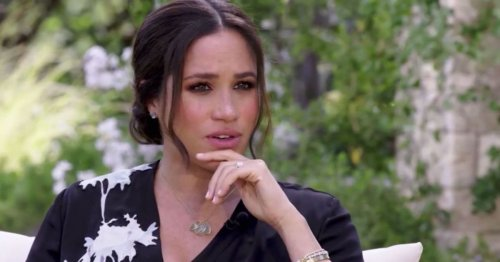 Meghan Markle Reveals Royal Expressed Racist Concerns Over Son's Skin Colour