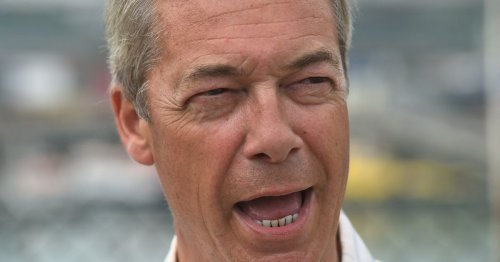 Nigel Farage Told 'Own. Your. Brexit' After Whingeing About Fuel Crisis
