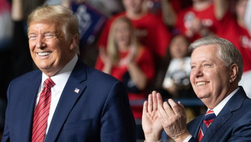 New Book Reveals What Lindsey Graham Really Thought Of Trump's Election Fraud Claims