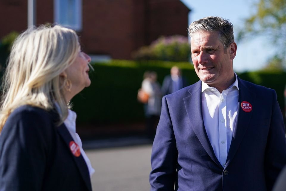 UK Elections: Labour All But Concedes Defeat In Hartlepool - cover