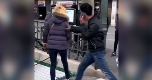 L'auteur de l'agression filmée Porte de la Chapelle a été expulsé en Espagne