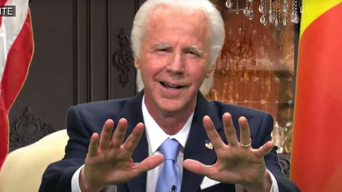 Dana Carvey Dings Republicans With Spot-On Joe Biden Impression