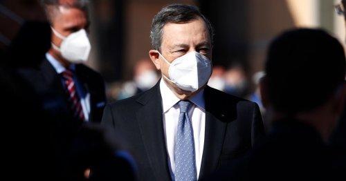 Draghi e il Recovery, un'agenda da brivido
