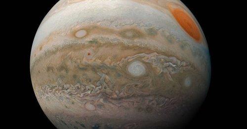 Un mystérieux corps céleste a percuté Jupiter