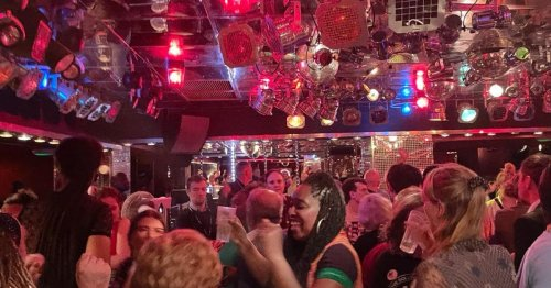 Labour Parties: MPs Let Their Hair Down In Brighton Nightclub