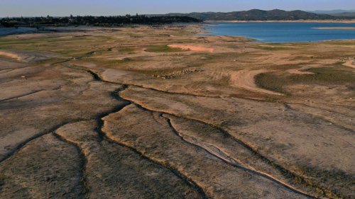 California Is Sinking Further Into An 'Exceptional' Drought