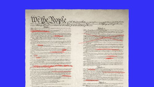 A Radical Right-Wing Dream To Rewrite The Constitution Is Close To Coming True