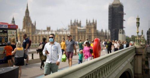 A Londra calano i contagi: le tre possibili cause