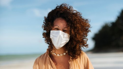 What To Know About Wearing Face Masks In Hot Weather