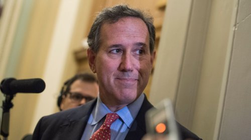 Rick Santorum Says 'Nothing' Was In America Before White Colonizers Arrived
