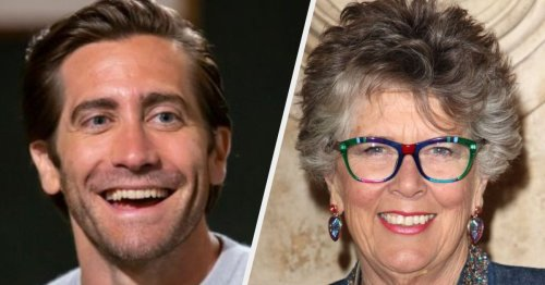 Jake Gyllenhaal's Love Of Bake Off And Prue Leith Is As Pure As The Show Itself