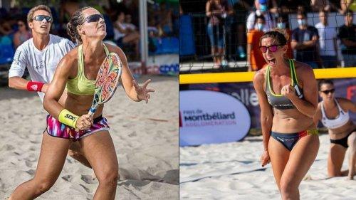 """""""Je sens les regards sur moi"""", ces femmes racontent le sexisme dans les sports de plage"""