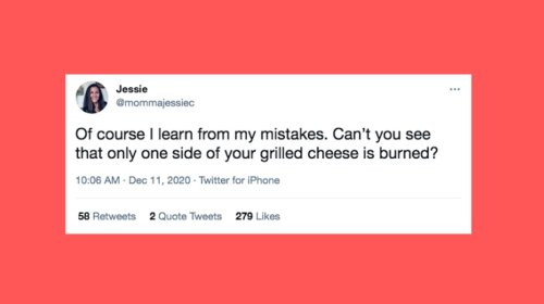 27 Funny Tweets About Parents' Cooking Fails