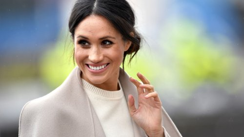 Meghan Markle Is Writing A Children's Book And It's Out Soon
