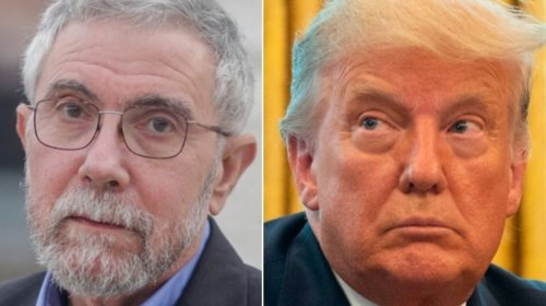 Paul Krugman Points Out The Unusual Thing About The GOP Cult Of Donald Trump