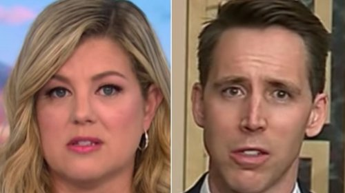 Josh Hawley's 'Canceled' Whine Gets Thoroughly Debunked By CNN's Brianna Keilar
