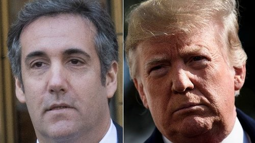 Michael Cohen Reveals The Family Member Trump's About To 'Throw Under The Bus'
