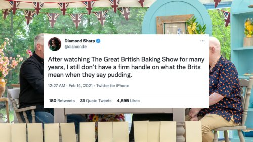 35 Funny And Relatable US Tweets About The Great British Bake Off