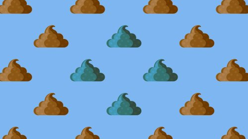 Want To Know If You Have Good Gut Health? Try Turning Your Poop Blue.