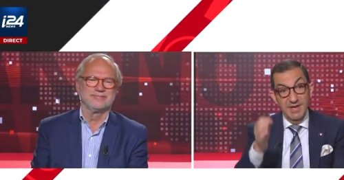 Laurent Joffrin quitte le plateau de i24News après une pluie d'injures