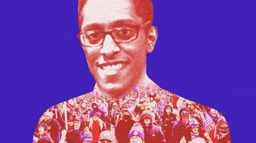 How Republican Politics (And Twitter) Created Ali Alexander, The Man Behind 'Stop The Steal'