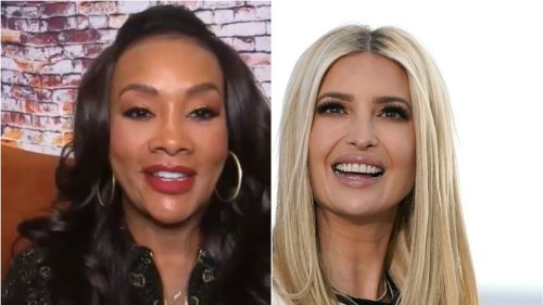 Vivica A. Fox Recalls Racist Insult From Ivanka Trump On 'Celebrity Apprentice'