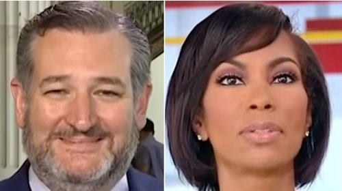 Fox News Host Accidentally Shades Ted Cruz Right To His Face
