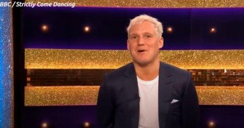 Jamie Laing 'like a young Boris Johnson' on Strictly return