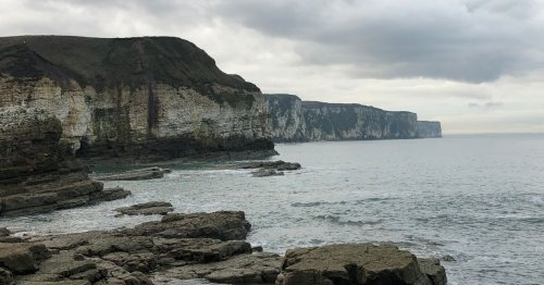 The tragic story behind the plaque at beauty spot Thornwick Bay